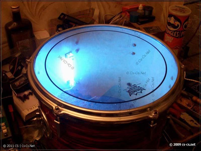 Запуск подсветки на CCFL лампах