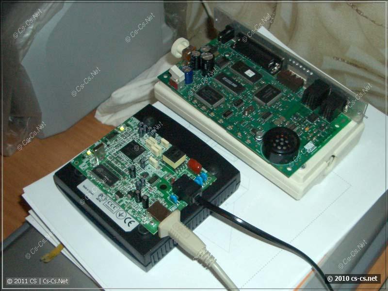 Аналогичным образом переносим модемы ADSL и DialUp