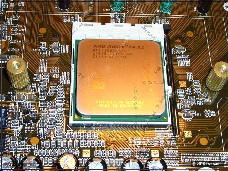 Гордый AMD Athlon X2 (Socket 939)