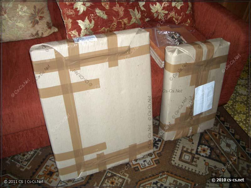 Привет от фабрики АБТ: Стол Т1 для моей тумбы