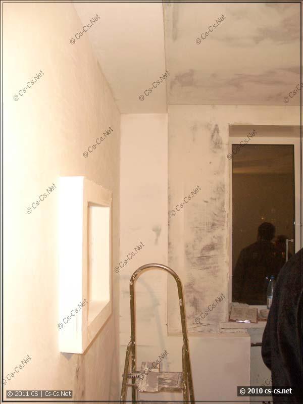Оштукатуривание и выравнивание стен