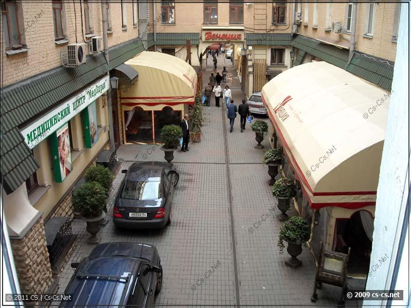Маленькая Венеция (вид из окон офиса)