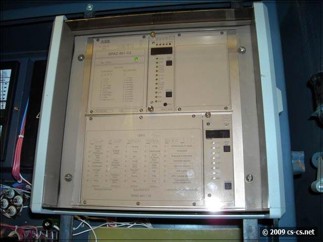 Автоматика ячеек от ABB