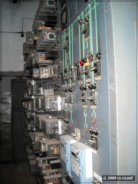 Автоматика обслуживания 6Кв линий