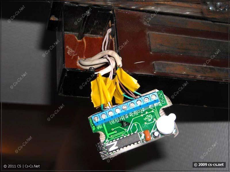 Плата контроллера Iron Logic
