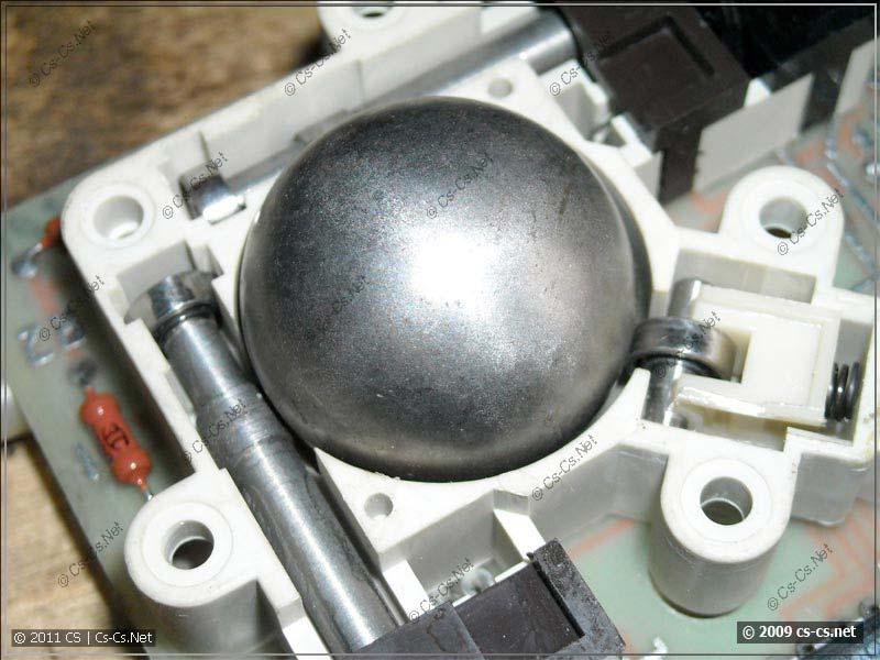 Мышкин шарик