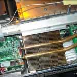Кулер процессора и тепловые трубки
