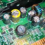 Разные конденсаторы - состояние хорошее