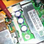 Снимаем радиатор процессора