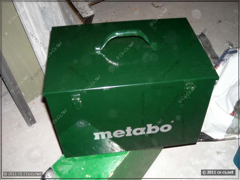 Нормальный штроборез Metabo MFE 30