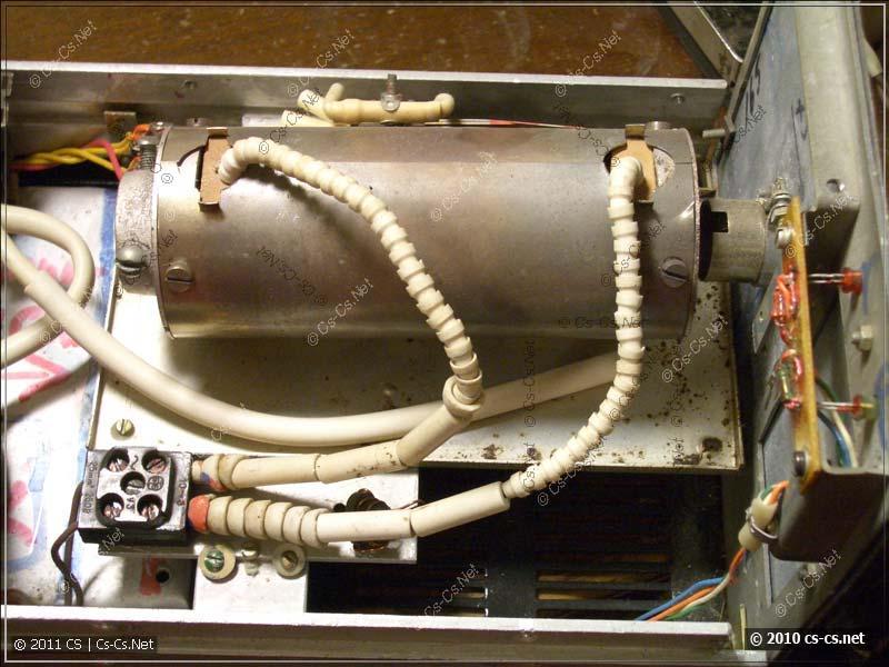 Керамический нагреватель в защитном кожухе