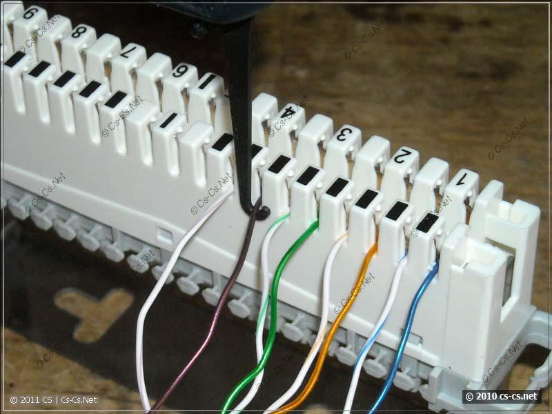 все провода от телефонных