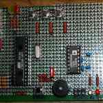 Новое ядро на ATMega8, с RS-232 и звуком