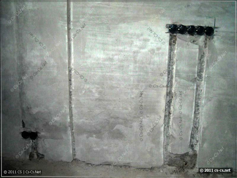 Штробы в бетоне (ура штроборезу!)