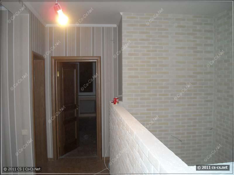 Свет дали! Второй этаж