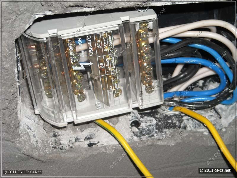 Как мы нашпиговывали дом 1.7 км. проводов (глобальная автоматизация и разводка) .