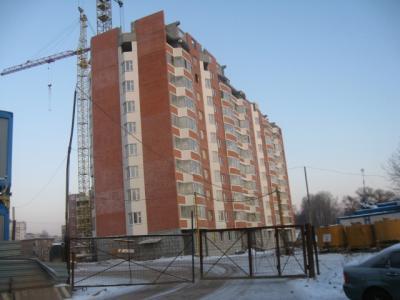 Серия дома П44к: Процесс строительства