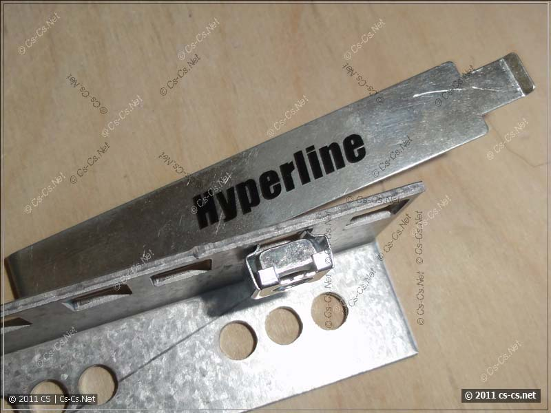 Hyperline HL-NUTL - Инструмент для установки квадратных гаек