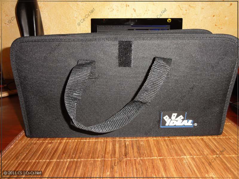 Сумочка-чемоданчик с IDEAL VDV Pro