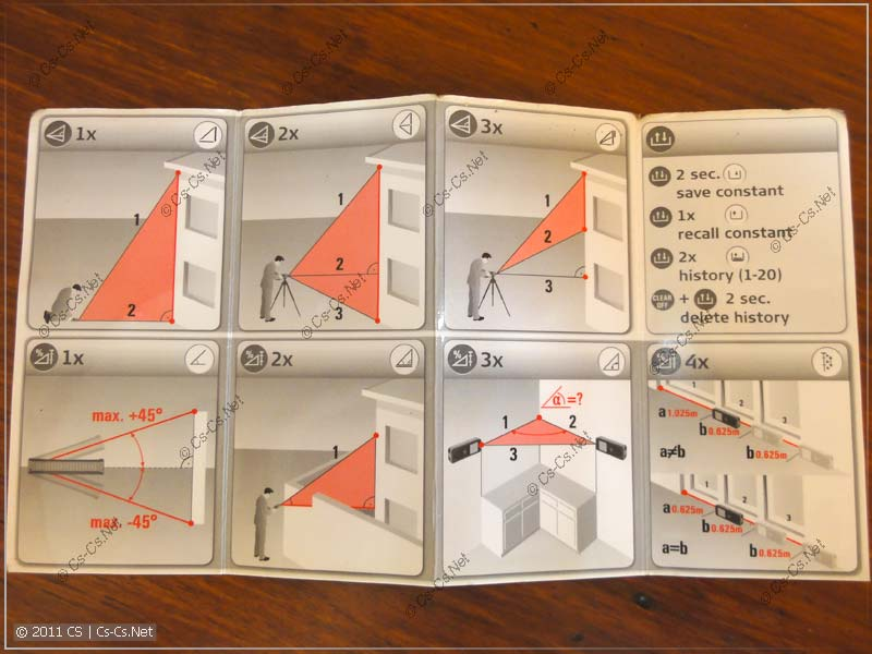 Быстрый старт: расширенные геометрические операции