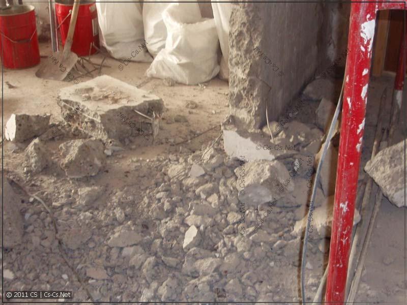 Снос части несущей стены в панельном доме