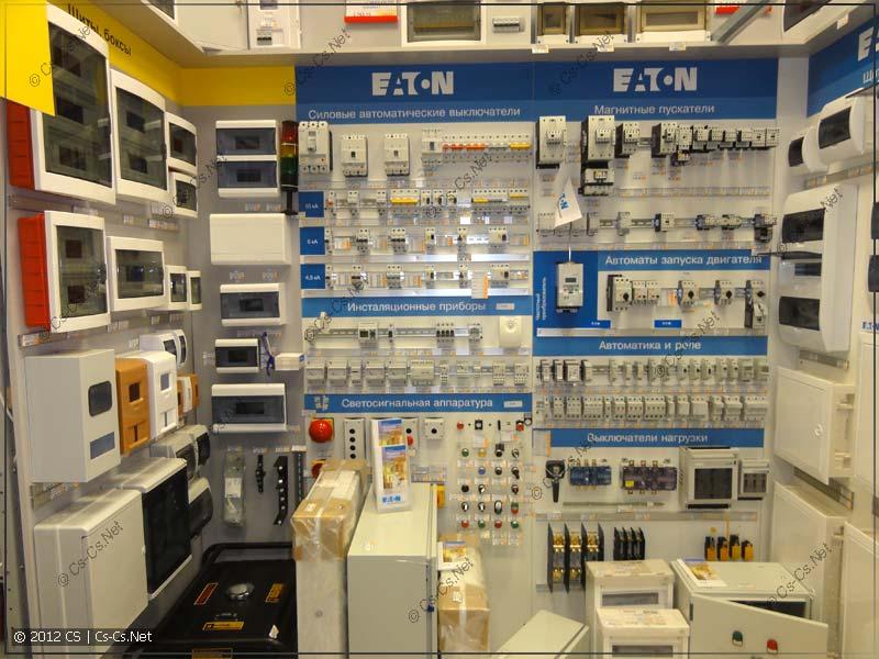 Есть более дешёвое модульное оборудование от Moeller/EATON