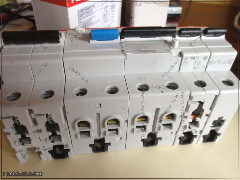 Все зажимы серии System Pro M Compact имеют один и тот же вид