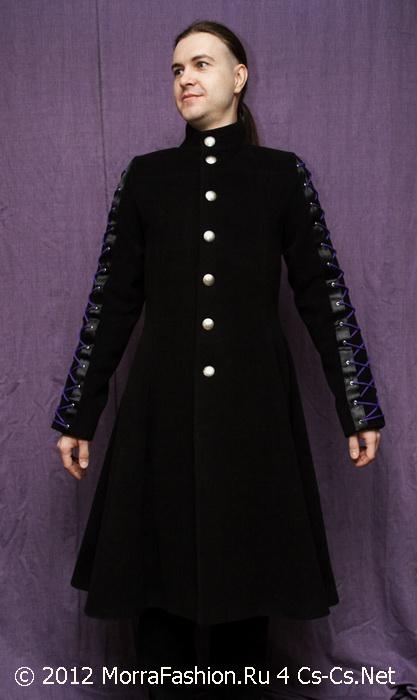 Моё выходное пальто от MorraFashion
