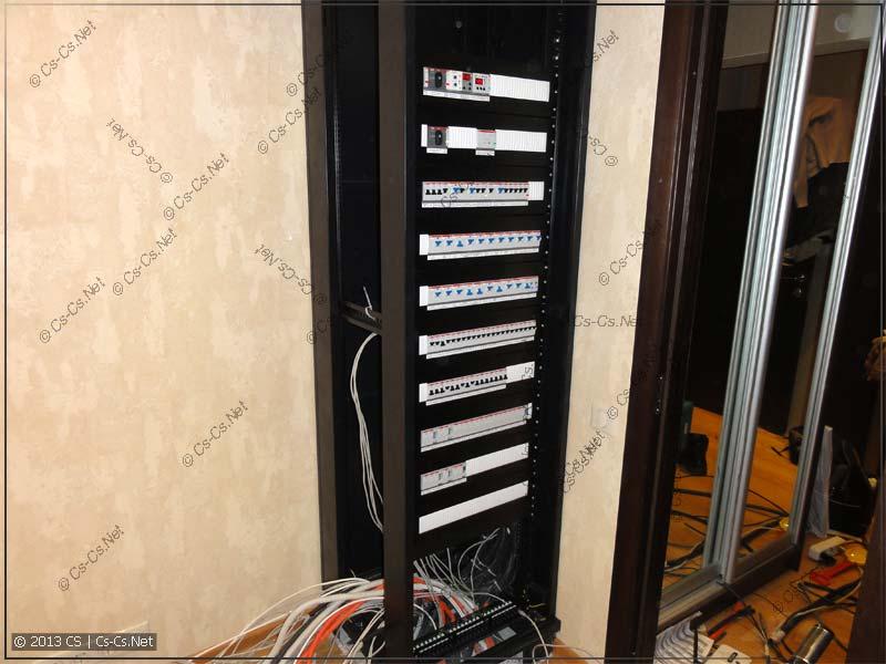 Шкаф серверный своими руками