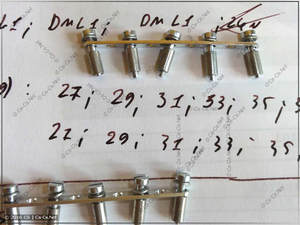 Использование перемычек BJM62 для клемм D4/6.NLP