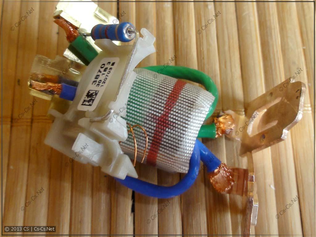 Дифференциальный трансформатор
