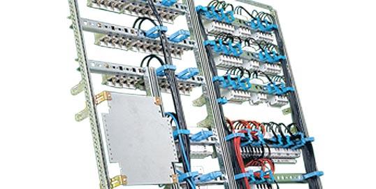 Пример монтажа панели на EDF-профилях (с сайта производителя Striebel & John)