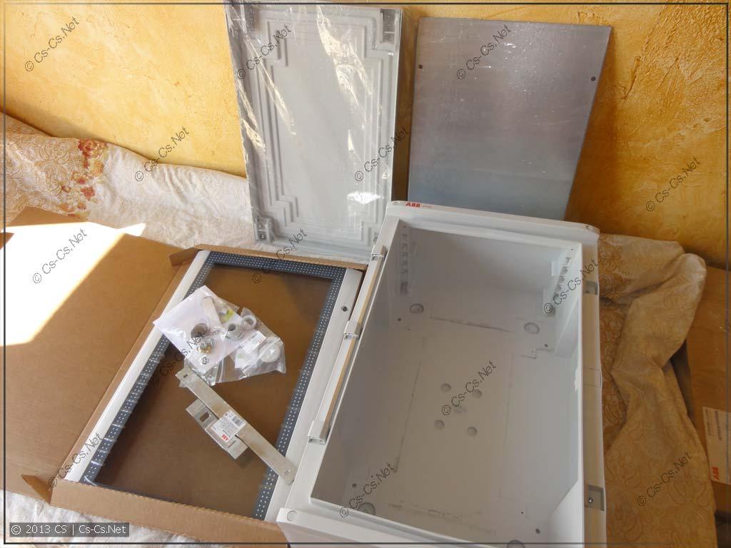 Шкаф GEMINI и разные разности, которые к нему можно заказать