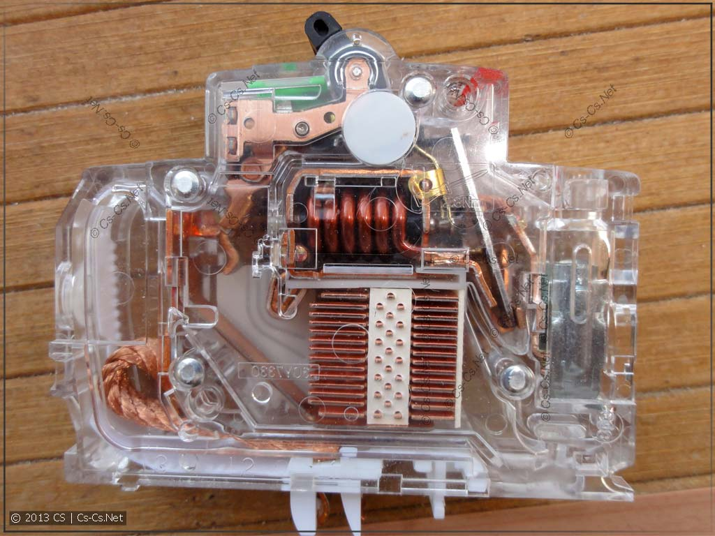 ABB: Макет автомата для системы шин SMISSLINE