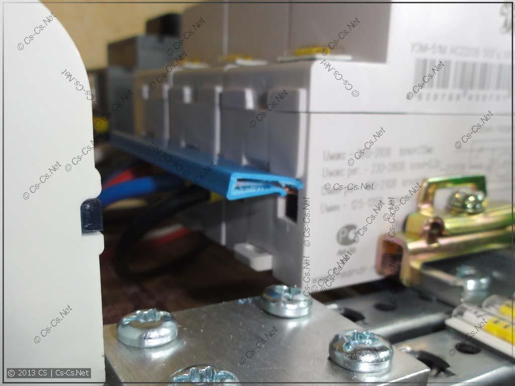 Мега-Щиток для МЭИшника в Реутово: УЗМ-51м можно соединять гребёнкой