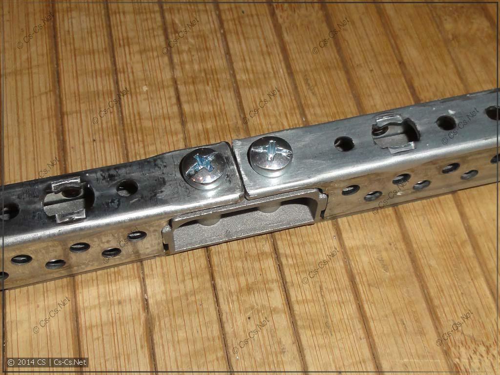 Соединитель EDF-панелей ED30P2
