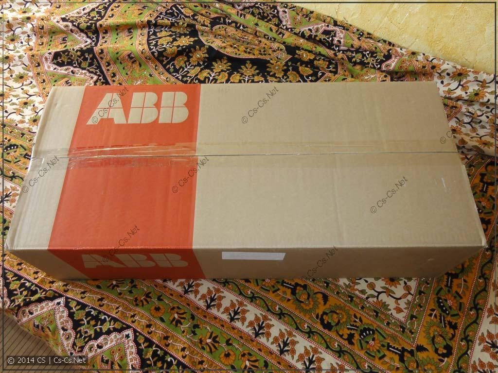 Щиток ABB Mistral IP66 в коробке