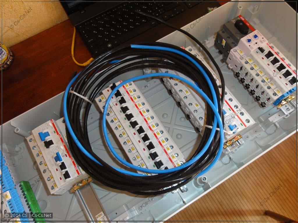 Сначала - подключим ввод на УЗМ-51м