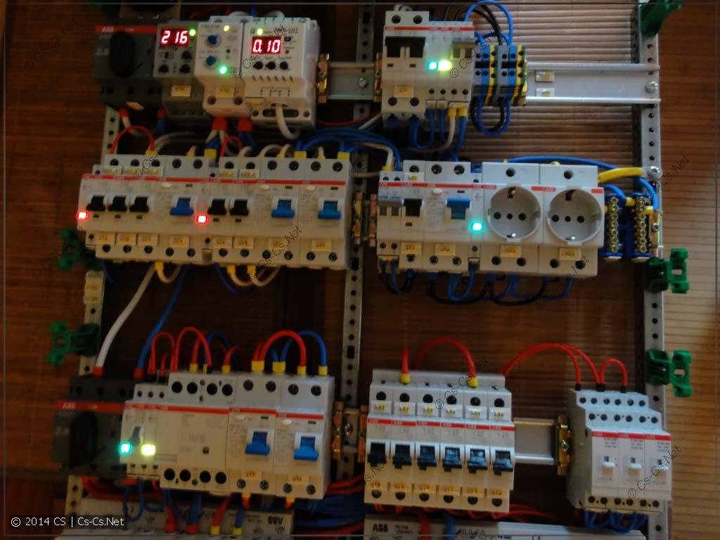 Щиток в ЕКБ: Индикация и лампочки