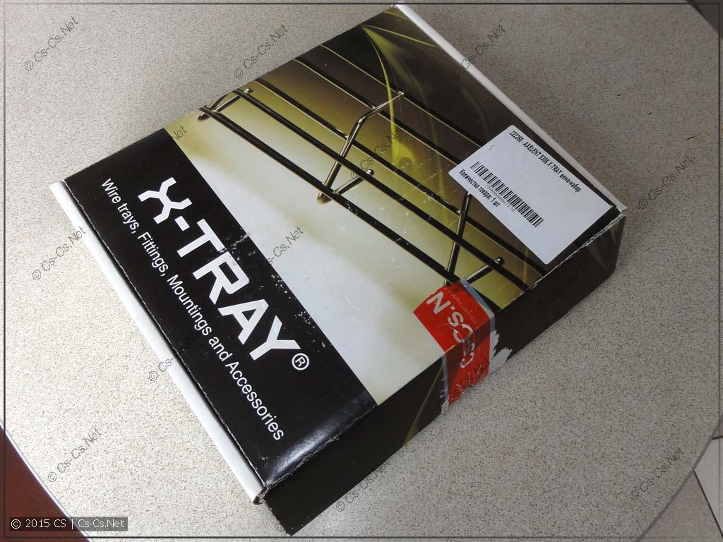 Демонстрационный набор Axelent X-Tray