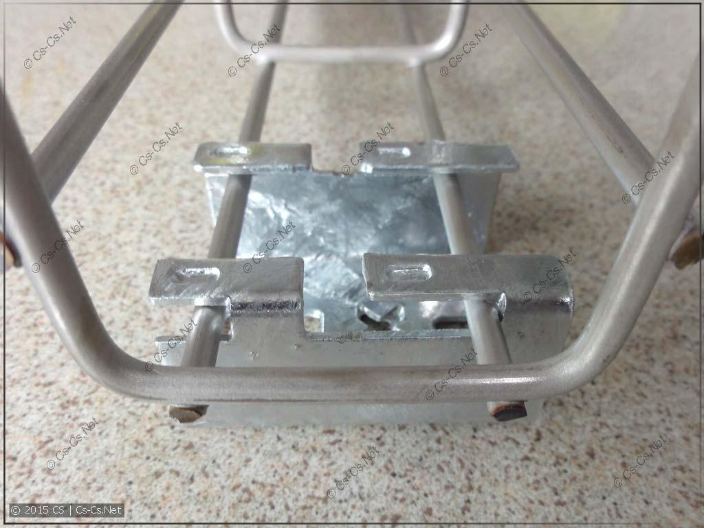 Крепление X10-Mini для маленьких лотков