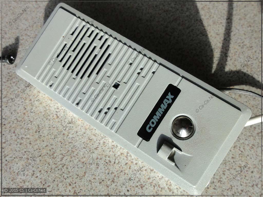 Вызывная панель видеодомофона Commax