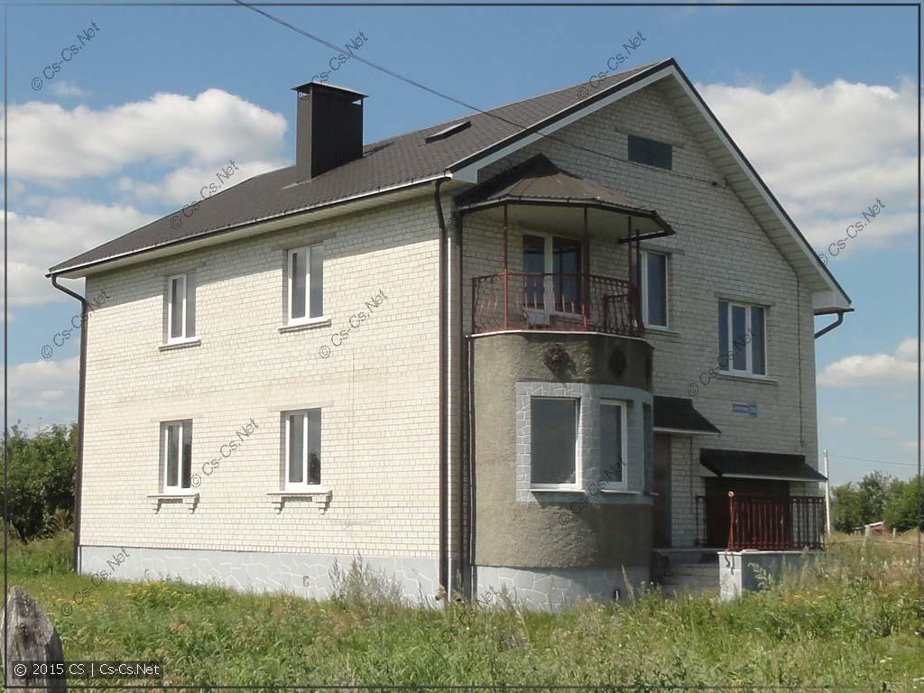 Дачный дом (коттедж) под Воронежом ждёт инженерного аудита