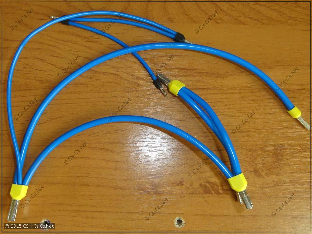 Использование провода ПуГВ для изготовления ктухлу