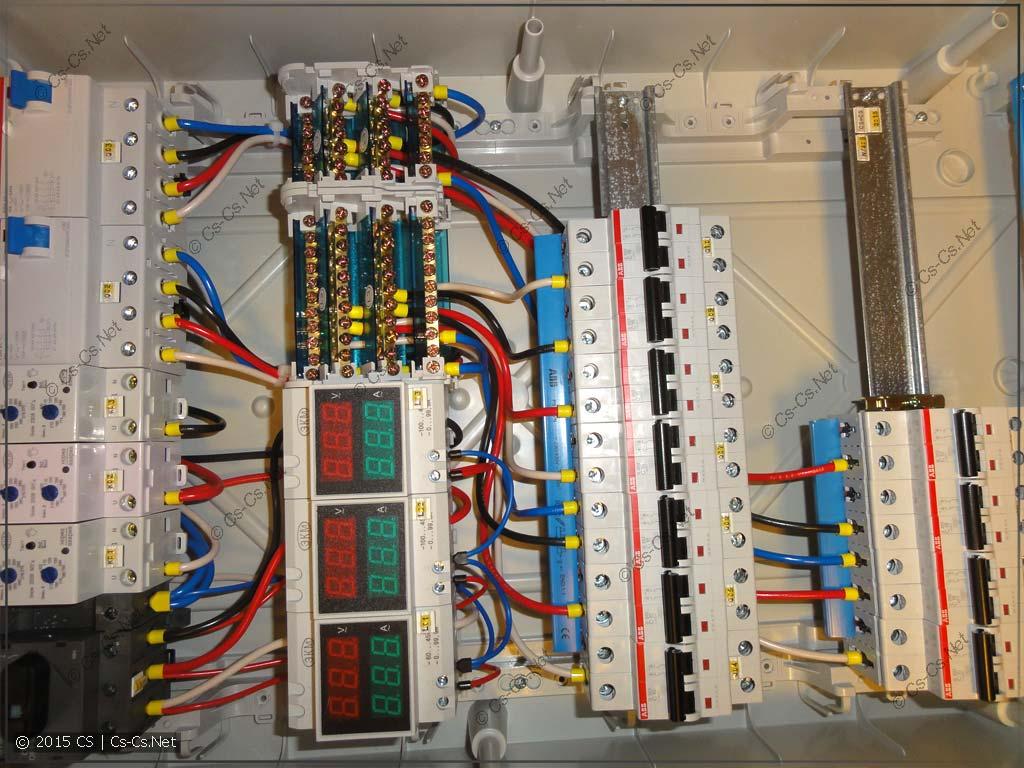 Раздаём фазы с кросс-модулей на автоматы