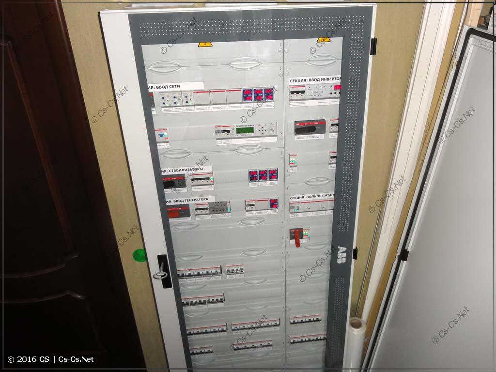 Прозрачная дверь для шкафа TwinLine (TZT312)