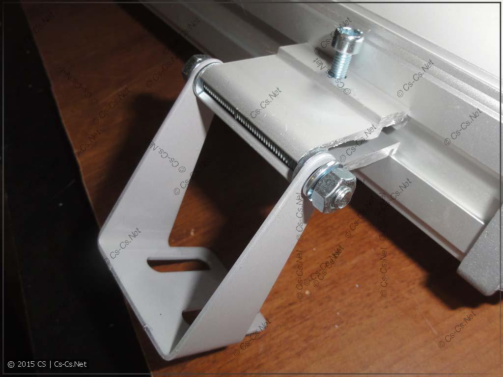 Крепление светильников серии ISK