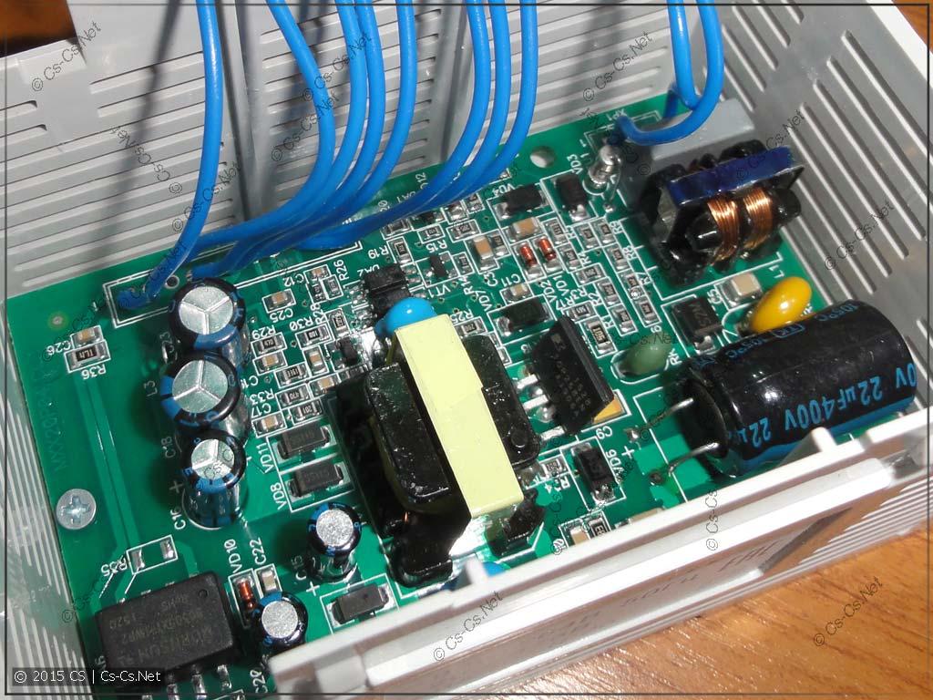 Блок питания модуля МВ110-16Д