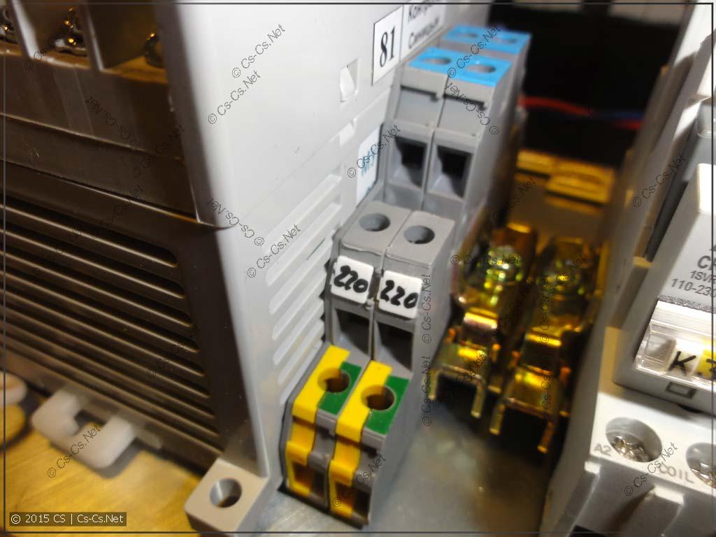 Делаем кросс-модуль для питания 220 вольт