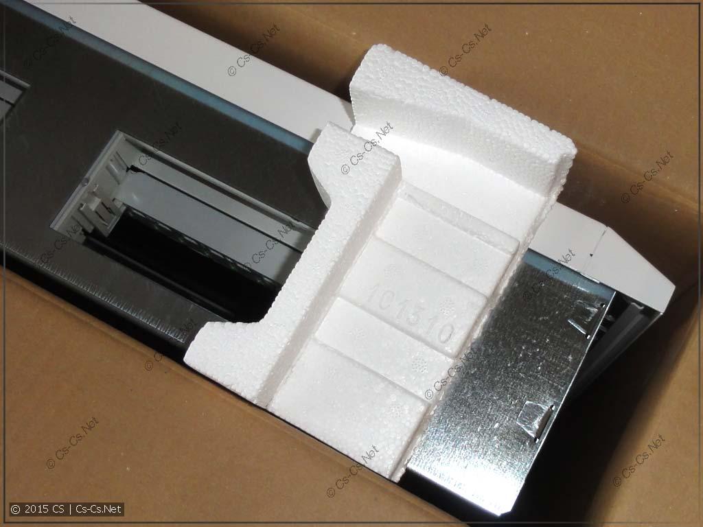 Пенопластовые прокладки для жёсткости